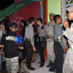 Diduga Mesum, 2 Mahasiswi Terjaring Operasi Pekat Gatarin
