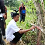 Bagian AP Tetapkan Pal Batas dan Titik Koordinat Pemekaran Kelurahan