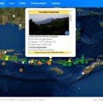 Gunung Sangeang Api Status Waspada, Radius 1,5 Km Harus Steril