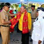 Wakili Kota Bima, Kelurahan Rabangodu Selatan Dinilai Tim Provinsi