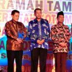 Walikota Bima Hadiri Muskomwil Apeksi di Mataram