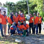 Alumni 87 SMAN 1 Kota Bima Tanam 500 Pohon Mangrove