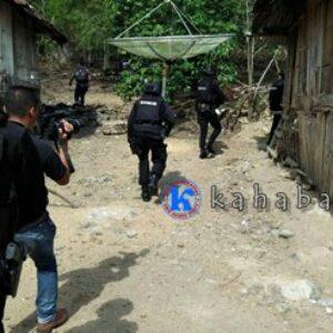 Ini Barang Bukti dari Terduga Teroris di Dore Palibelo