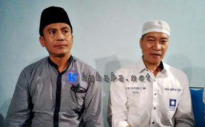 DPP PAN Final Dorong Feri untuk Pilkada Kota Bima