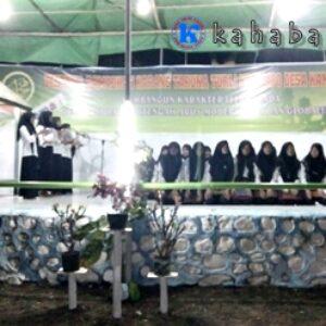 Karang Taruna Turlinggampo Desa Kambilo Gelar Festival Ramadan