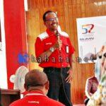 Safari Ramadan, GM Witel NTB Minta Karyawan Telkom Jaga Semangat Kerja