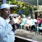 Silahturahim dengan Warga, H. Sutarman Urai Urusan Politik