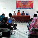 Himpunan Mahasiswa Administrasi STISIP Gelar Raker