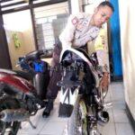 Polsek Bolo Amankan 3 Motor Kenalpot Racing