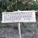 Wadu Pa'a, Spot Wisata dan Budaya yang Terabaikan