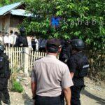 Rumah Terduga Teroris di Dore, Digeledah