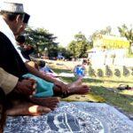 Sambutan Bupati Bima tidak Dibacakan Saat Sholat Idul Fitri di Desa Rada