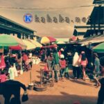 Hari Libur, Pasar Amahami Diincar Warga