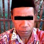 Pemerkosa Anak Tiri Itu Stres, Nyanyi Sendiri dan Banting Kepala di Tembok
