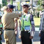 Apel Pasukan Operasi Ramadniya Digelar, Wawali Sampaikan Pesan Kapolri