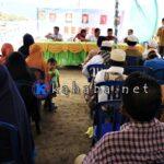 Reses, M. Nor Paparkan Proyek yang Dikerjakan di Bonto