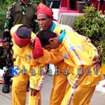 Ragam Atraksi Ekstrim Warnai Pawai Budaya HUT Bima