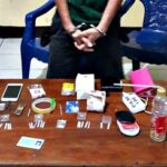 Bandar Narkoba Asal Tanjung Ditangkap