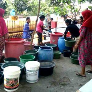 Kekeringan Meluas, 8 Kecamatan 32 Desa Terdampak
