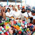 Kepala BPOM RI Inspeksi Pasar Amahami