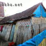 Rumah Nyaris Roboh, Keluarga Miskin Ini Harapkan Perbaikan