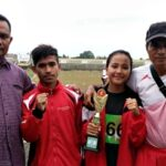 Nurain Juara Satu O2SN Tingkat Provinsi NTB Cabor Atletik