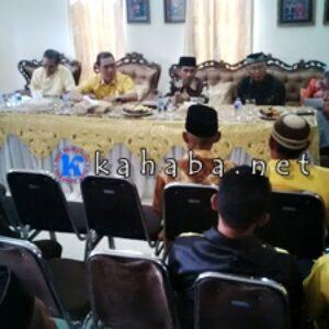 DPP Golkar Hadir di Kota Bima, Fasilitasi Rekonsiliasi Konflik DPD