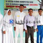 Kemenag Berangkatkan 32 Siswa Ikut Aksioma Tingkat Provinsi NTB