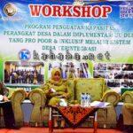 Kemenko PMK dan FES Beri Penguatan Kapasitas Perangkat Desa