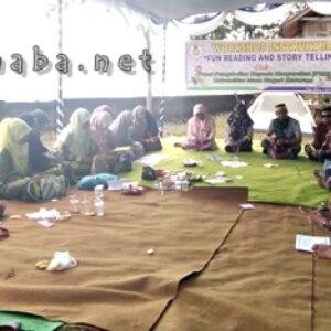 P2M UIN Mataram Gelar Workshop Fun Reading and Story Telling dan Pewartaan Bencana