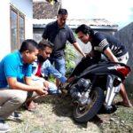 Polisi Amankan Motor Hasil Curanmor