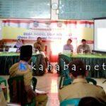 KIP NTB Gelar Bimtek Desa Model DBIP di Desa Leu