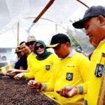 Kopi Tambora Diharapkan Jadi Icon Kabupaten Bima