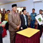 Bupati Bima Lantik Zubair dan Sudirman Pimpin PD. Wawo