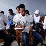 369 Calon Maba STISIP Ikut Ujian Tulis