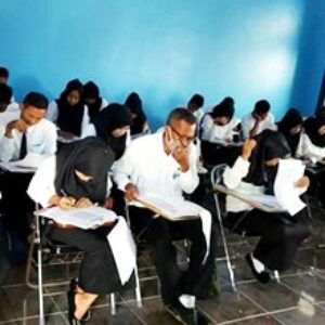 459 Calon Mahasiswa STIE Ikut Tes Tulis dan Wawancara