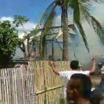 Satu Rumah di Talabiu Hangus Terbakar