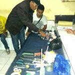 Asik Pesta Narkoba dengan Istri kedua, Bandar Sabu Diciduk