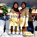 Gerak Jalan Indah, SMPN 1 Boyong Piala