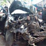 Fortuner Tabrak Pengendara Motor, Dua Remaja Meninggal