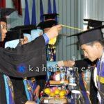 141 Mahasiswa STIE Diwisuda, Firdaus: Ini Indikator Akuntabilitas Mutu STIE