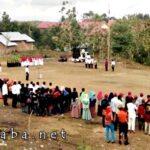 Upacara HUT RI di Desa Rora, Puluhan Peserta Menangis
