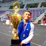 Anak Bima ini Hebat, Juara Karate Open Championship Jakarta