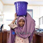 Muslimah, Anak Yatim Piatu yang Pintar Cari Nafkah