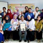 Stop Kekerasan Perempuan, DP3AP2KB Teken Komitmen Bersama
