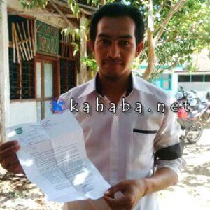 Sekdes Adukan Kades Lewintana ke Bupati dan DPRD