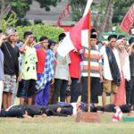 Drama Kolosal Merdekalah Indonesia Ku, Pukau Penonton