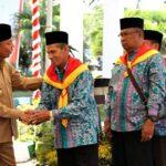169 Jamaah Calon Haji Kota Bima Dilepas