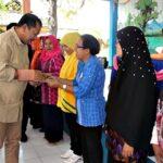 Walikota Bima Salurkan Dana BOP TK-PAUD Kemendikbud Tahun 2017