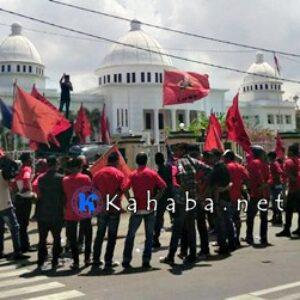 Mahasiswa Desak Pemerintah Cabut SPPT Pantai Amahami